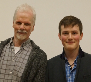 Neil & Jack Hanson